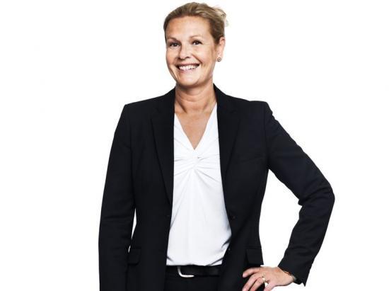 Mariette Hilmersson, vd Region Väst, Castellum.