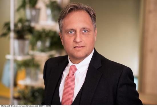 Christian Skilich, ledamot i Lenzings ledning.
