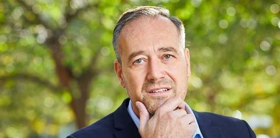 <span>Mathias Ternell,handelspolitisk direktör på Jernkontoret.</span>