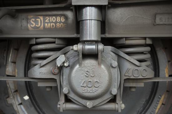 SKF Insight för järnvägsoperatörer