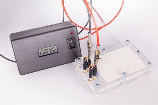 Biobaserat kolmaterial från lignin kan göra framtidens batterier grönare.