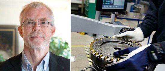 Bengt Lindqvist, ekonom på Teknikföretagen.