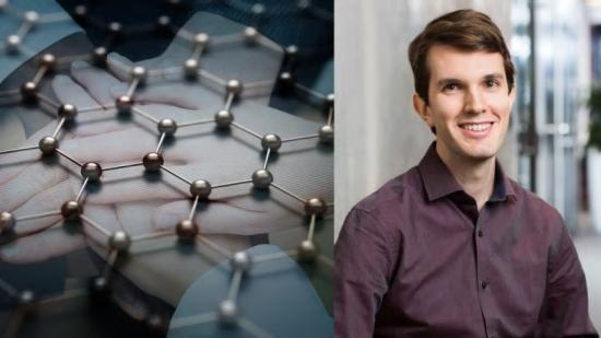 Johan Ek Weis, ny ordförande för SIS nanoteknik-kommitté.