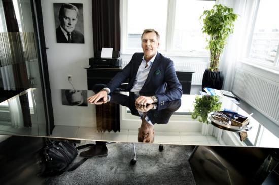 Peter Areskog, ägare och VD Areco.