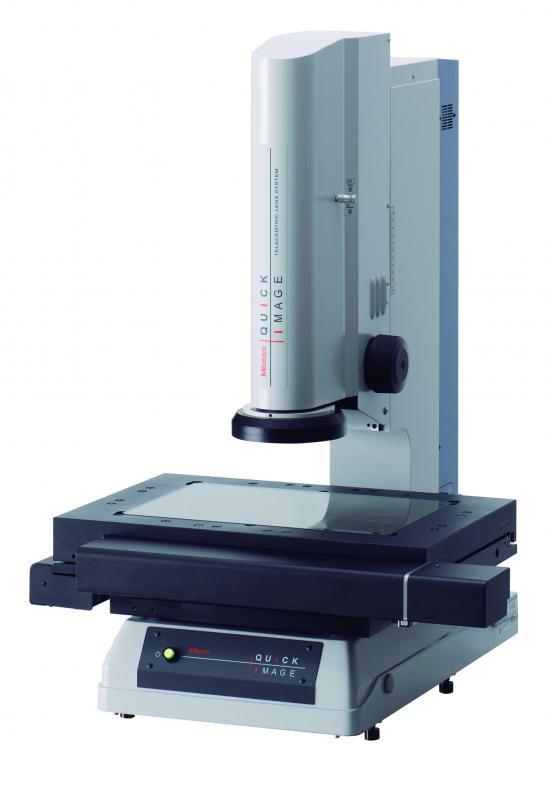 Deninnehåller bland annat en stitching som möjliggör mätning i stor skala.