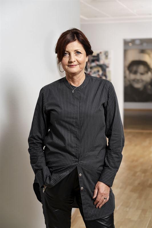 Marie Nilsson, IF Metalls förbundsordförande.