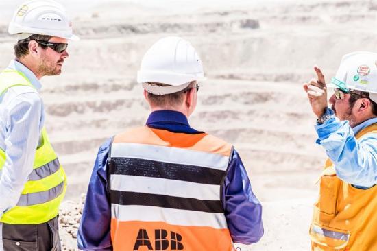 ABB formar framtidens gruvor med den nya innovativa ABB Ability MineOptimize-portföljen