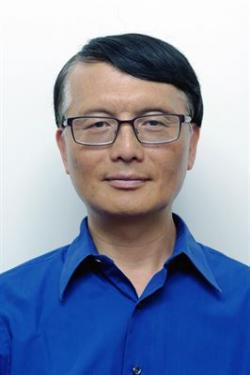 Deliang Chen, professor i fysikalisk meteorologi och medlem i FN:s klimatpanel IPCC.