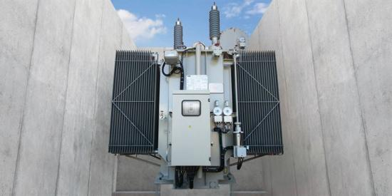 ABB Ability power transformer.