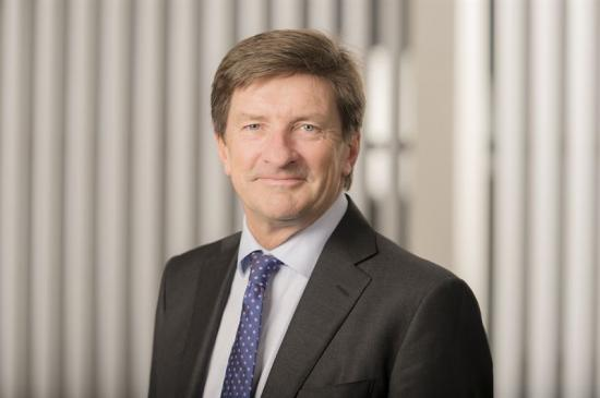 Lars Idermark, vd och koncernchef
