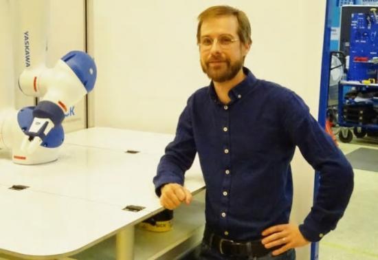 Thomas Sabel, HR Manager YASKAWA Nordic AB