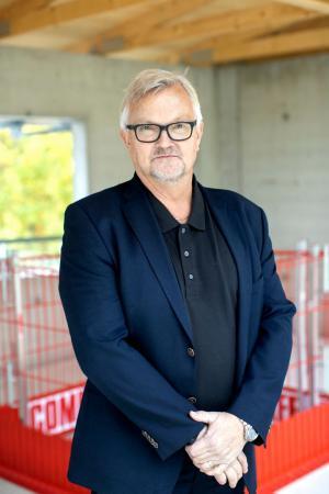 Mats Åkerlind, vice vd och förhandlingschef för Byggföretagen.
