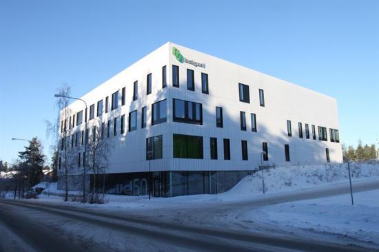 Bactiguards huvudkontor i Tullinge.