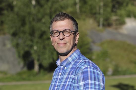 Thomas Lydhig, teknisk projektledare på Semcon.
