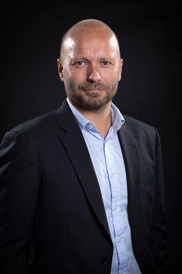 <span>Ivar Vatne, ny ekonomidirektör hos <span>BillerudKorsnäs.</span></span>
