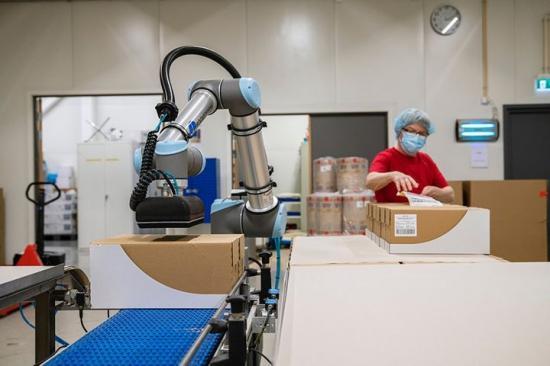 Maskinpakking är ett av de största sampackningsföretagen för torkade livsmedel i Norden.