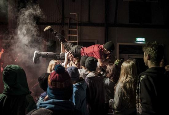 Tusen toner i Kiruna får LKAB:s kulturstipendium 2019.