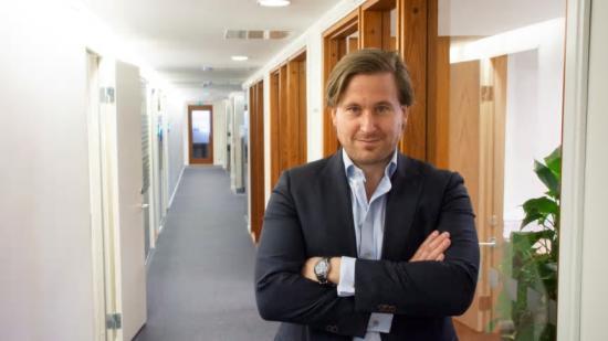 Claes Arenander, förhandlingschef på Maskinentreprenörerna.