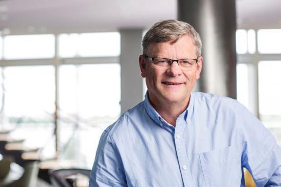 Göran Örlander, ordförande i Södras forskningsstiftelse.