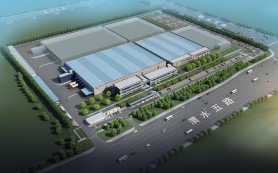 ebm-papst har startat byggnationen av en ny produktionsanläggning i Kina som ska stå klar sommaren 2019.
