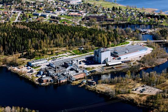 Specialpappersbruket Nordic Paper Åmotfors