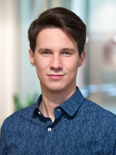 Niclas Stjernberg är ny affärsutvecklare på UIC.