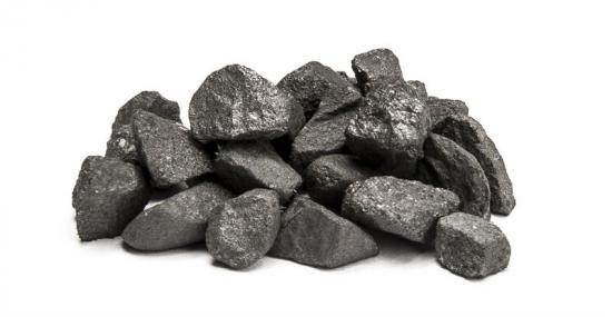 LKAB Minerals MagnaDense iron ore aggregate.