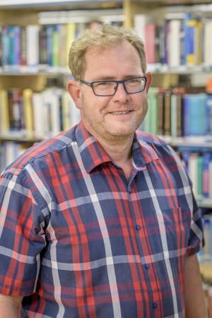 Tommy Cedervall, ledare för initiativet och forskare vid kemiska institutionen, Lunds universitet.