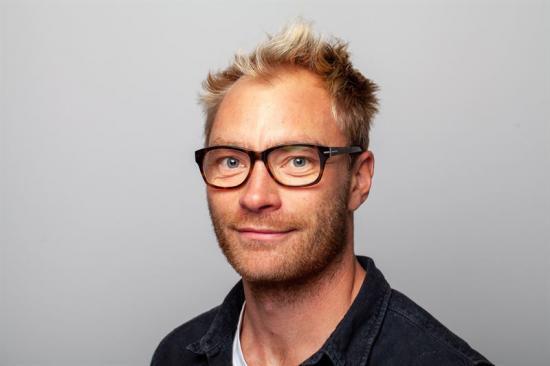 Markus Grip, Senior Product Designer på Semcon.