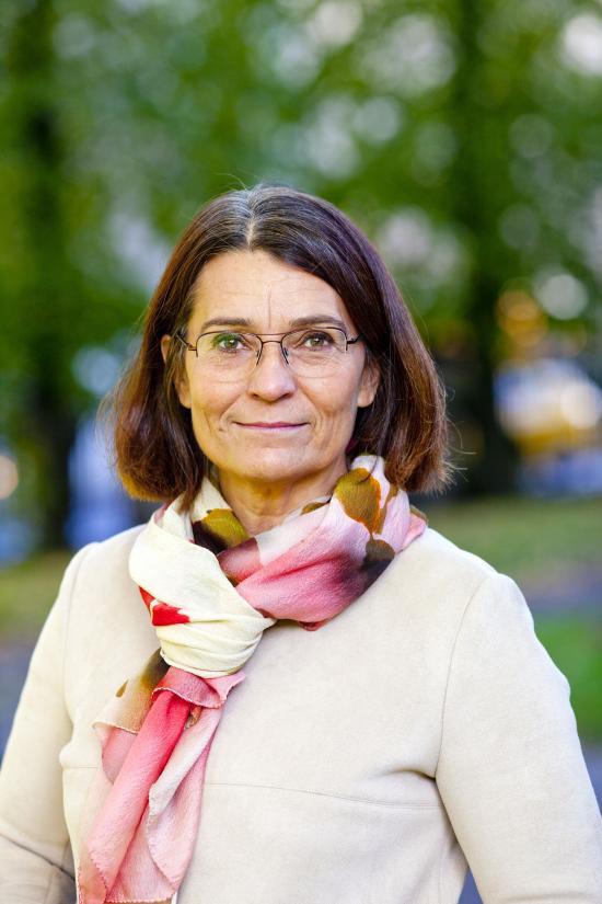 Carina Håkansson, vd för Skogsindustrierna.