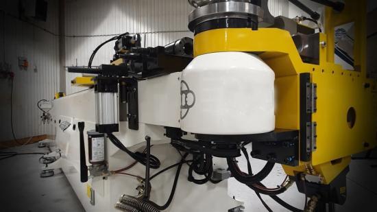 Hydroscand investerar i ny rörbockningsmaskin.