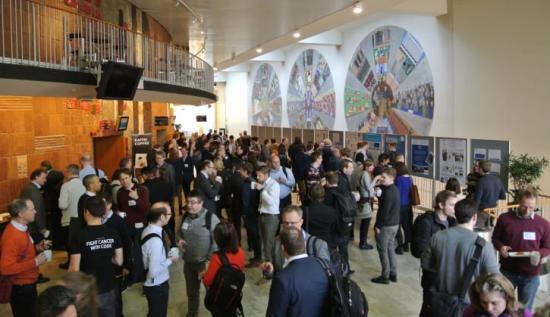 AI och hälsa avhandlades under en av de fem konferensdagarna.