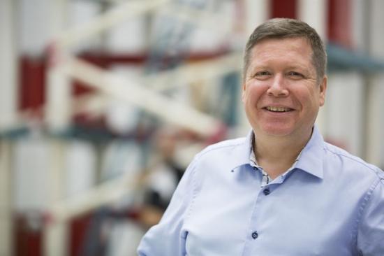 Mikael Dahlgren, forskningschef på ABB Sverige.