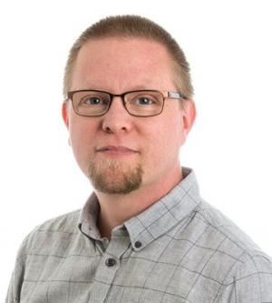Fredrik Warg, projektledare och senior forskare på RISE.