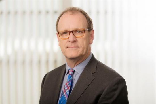 Jörgen Lindquist, affärsområdeschef för Södra Wood.<span></span>
