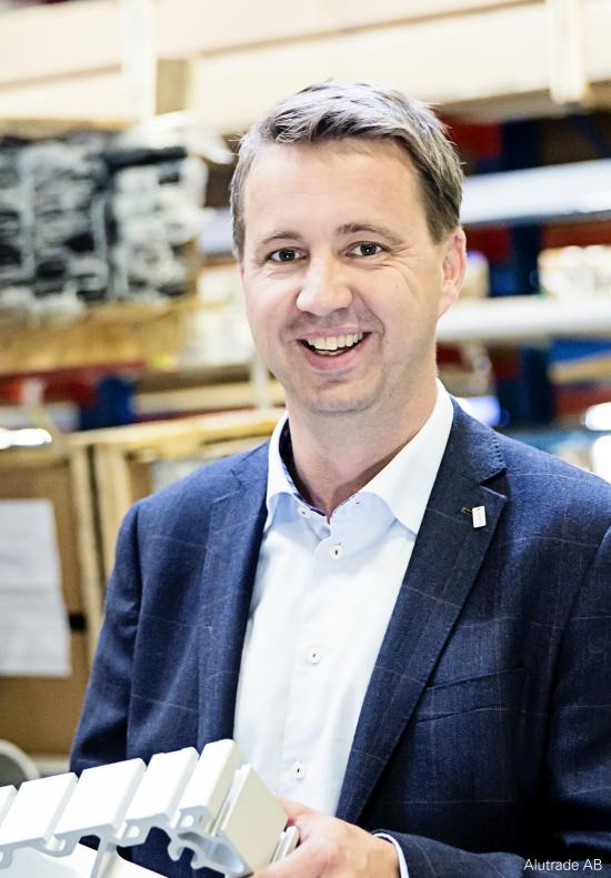 VD Mattias Söderqvist