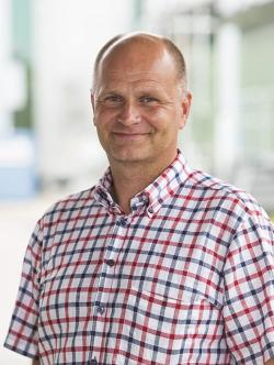 Thomas von Kronhelm, svensk forsknings- och utvecklingschef på Fortum Waste Solutions.