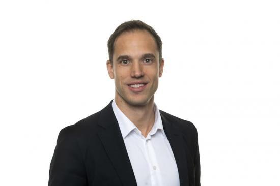 Björn Jonsson, affärsområdeschef för ABB Process Automation i Sverige.