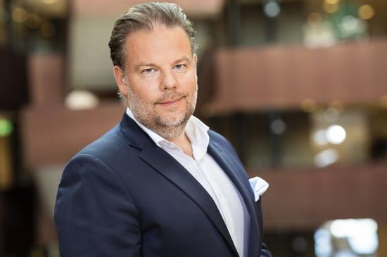 Daniel Rundgren, affärsområdeschef Engineering Services.