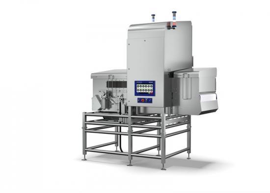 Det nya systemet X39 från METTLER TOLEDO.
