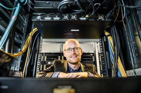 Jonas Björk, biträdande universitetslektor vid Linköpings universitet.