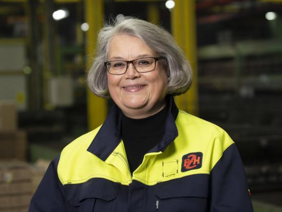 Lena Jiderud från Senior Partners.