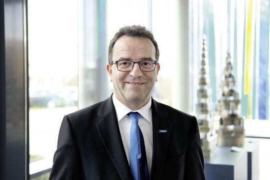 Prof. Dr.-Ing. Markus Glück Forsknings- och utvecklingschef på tyska SCHUNK GmbH & Co. KG.