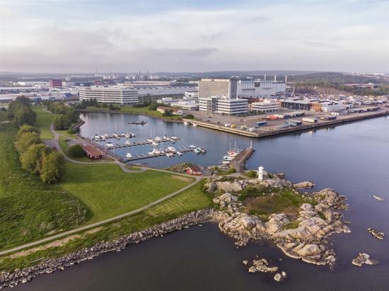 <span><span>Bild över grönområdet och Arendals kontorskluster. Arendal står inför en spännande utveckling. Förutom att bli plats för autonoma transportlösningar kommer satsningar att göras på ökat utbud och service i områdets kontorskluster.</span></span>