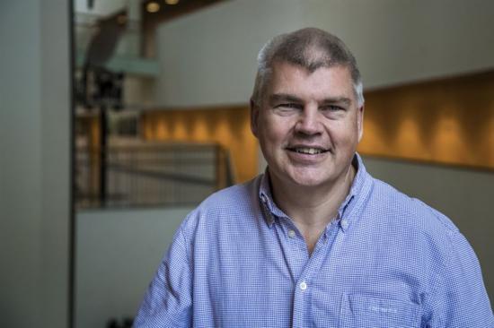 Per Delsing, professor i kvantkomponentfysik och programdirektör för Wallenberg Centre for Quantum Technology, Chalmers.
