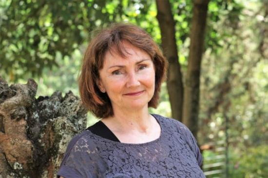 Anneli Rogeman, vd Vi-skogen och We Effect.