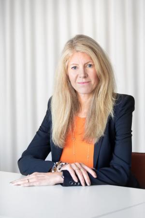Kerstin Hallsten, chefekonom på Industriarbetsgivarna.
