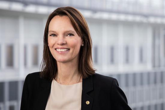 Catrin Gustavsson, affärsområdeschef för Södra Innovation.