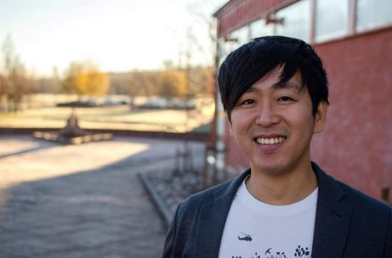 <span>Kentaro Umeki, biträdande professor i energiteknik vid Luleå universitet ochprojektledare.</span>