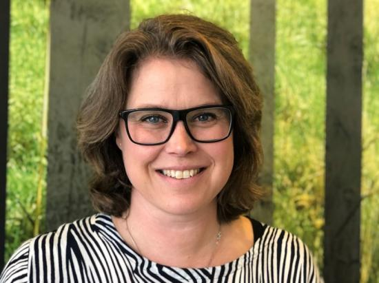Pernilla Abrahamsson, Chief Operating Officer på Lipum.